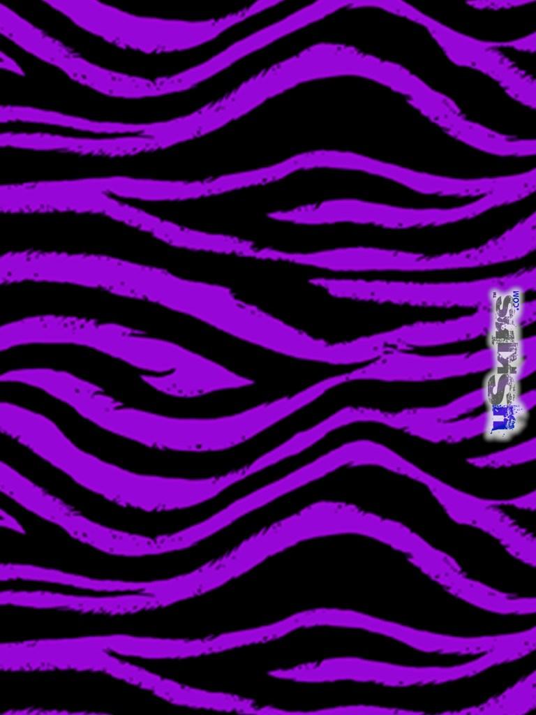 Pink and purple zebra wallpaper - photo#18
