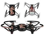 Skin Decal Wrap 2 Pack for DJI Ryze Tello Drone Pistol Whipped DRONE NOT INCLUDED