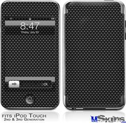 iPod Touch 2G & 3G Skin - Carbon Fiber
