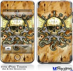 iPod Touch 2G & 3G Skin - Airship Pirate