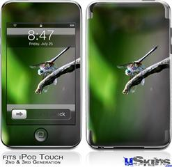 iPod Touch 2G & 3G Skin - DragonFly
