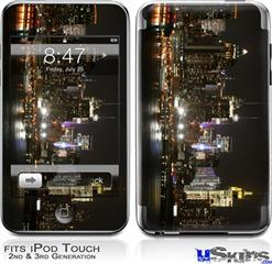 iPod Touch 2G & 3G Skin - New York