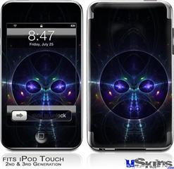 iPod Touch 2G & 3G Skin - Spacewalk