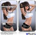 iPod Touch 2G & 3G Skin - Shades Pin Up Girl