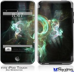 iPod Touch 2G & 3G Skin - Alone