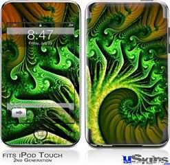 iPod Touch 2G & 3G Skin - Broccoli
