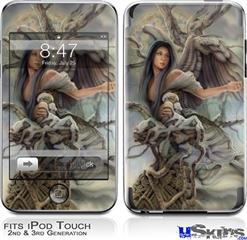 iPod Touch 2G & 3G Skin - Moonrise