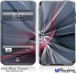 iPod Touch 2G & 3G Skin - Chance Encounter