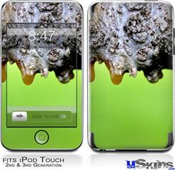 iPod Touch 2G & 3G Skin - Sap