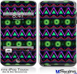 iPod Touch 2G & 3G Skin - Kearas Tribal 2