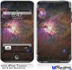 iPod Touch 2G & 3G Skin - Hubble Images - Hubble S Sharpest View Of The Orion Nebula
