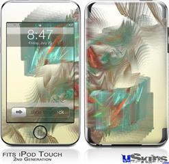 iPod Touch 2G & 3G Skin - Diver