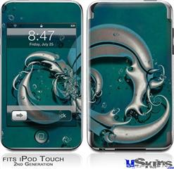 iPod Touch 2G & 3G Skin - Dragon1
