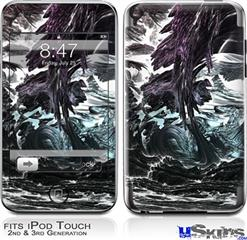 iPod Touch 2G & 3G Skin - Grotto