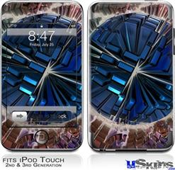 iPod Touch 2G & 3G Skin - Spherical Space