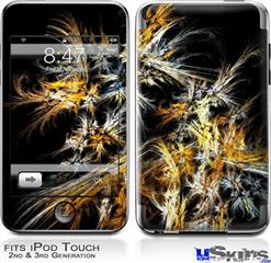 iPod Touch 2G & 3G Skin - Flowers