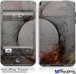 iPod Touch 2G & 3G Skin - Framed