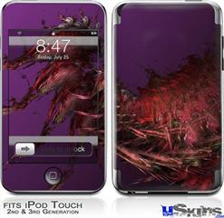 iPod Touch 2G & 3G Skin - Insect