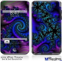 iPod Touch 2G & 3G Skin - Many-Legged Beast