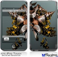iPod Touch 2G & 3G Skin - Mask2