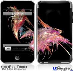 iPod Touch 2G & 3G Skin - Pink Flamingos