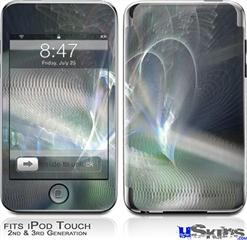 iPod Touch 2G & 3G Skin - Ripples Of Time