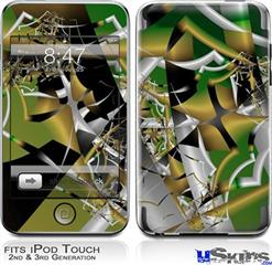 iPod Touch 2G & 3G Skin - Shatterday