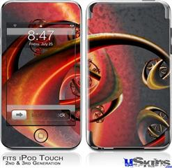 iPod Touch 2G & 3G Skin - Sufficiently Advanced Technology