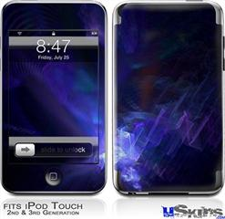 iPod Touch 2G & 3G Skin - Hidden
