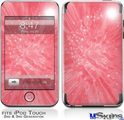 iPod Touch 2G & 3G Skin - Stardust Pink