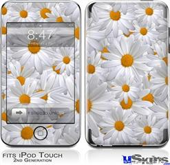 iPod Touch 2G & 3G Skin - Daisys