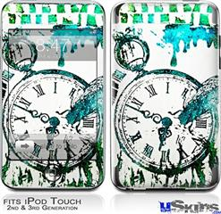 iPod Touch 2G & 3G Skin - Question of Time